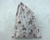 Drawstring Bag Pink Pram