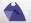 Reversible Mini Superhero Cape and Mask, Mauve & Purple