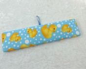 Name Plate Kit 24cm Blue Duck Fabric