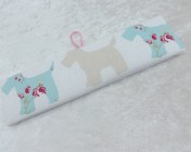 Name Plate Kit 24cm Scottie Fabric