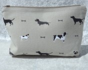 Zipped Bag – Sophie Allport Woof