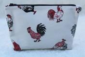 Zipped Bag – Cockerel, Rooster