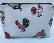Zipped Bag – Cockerel, Rooster
