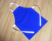 Apron Older Childs – Royal Blue