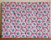 Memo Board, Cath Kidston Provence Rose Pink (Landscape)