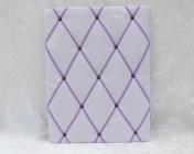 Memo Board, Laura Ashley Bella Lilac, Lilac Straps