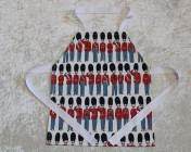 Apron Younger Childs in Cath Kidston Guards Fabric