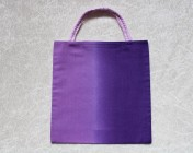 Tote Bag – Purple Ombre Fabric