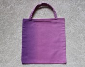 Tote Bag – Pink Ombre Fabric