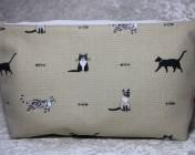 Zipped Bag – Sophie Allport Purrfect