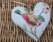 Lavender Heart – Cath Kidston British Birds