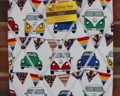 Memo Board, Cream Camper Van