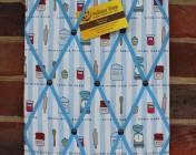 Memo Board, Baking Fabric