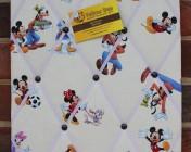 Memo Board, Mickey Mouse