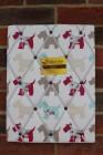 Memo Board, Scottie Fabric